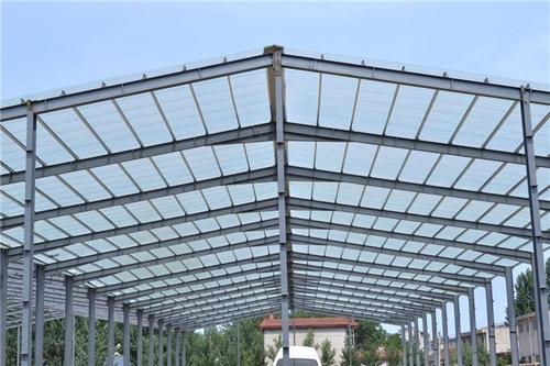 钢结构发展迎黄金期 建材需求遭严重威胁